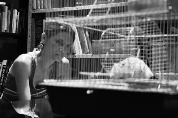 Mostra de Cinema de Tiradentes - Onde Borges Tudo Vê