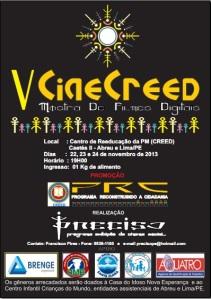 V CineCreed - divulgao preta