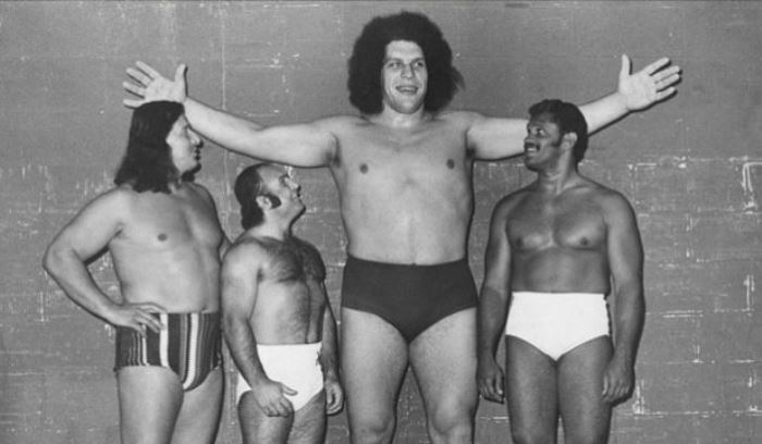 andre-the-giant-next-to-wrestlers